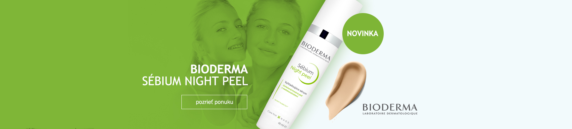 Bioderma Sebium Night Peel