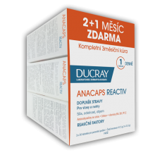 Ducray Anacaps Reactiv TRIO 3x30ks