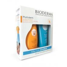 Bioderma Photoderm Sprej SPF30 400ml + After Sun 200ml