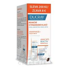 Ducray Anaphase+ šampón 200ml + Anacaps Reactiv 30ks
