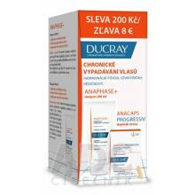 Ducray Anaphase+ šampón 200ml + Anacaps Progressiv 30ks