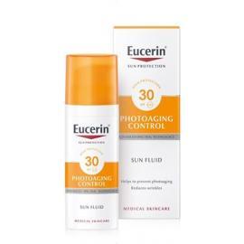 0b88d5fa6 Eucerin Emulzia na opaľovanie proti vráskam SPF 30 50ml