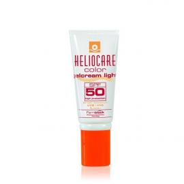 Heliocare Color gelkrém SPF 50 odtieň Light 50ml