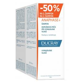 Ducray Anaphase+ šampón 2x200ml