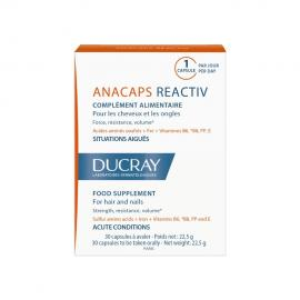 Ducray Anacaps Reactiv 30ks