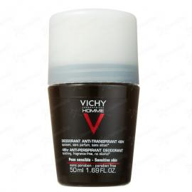 Vichy Homme Deo roll-on 48H