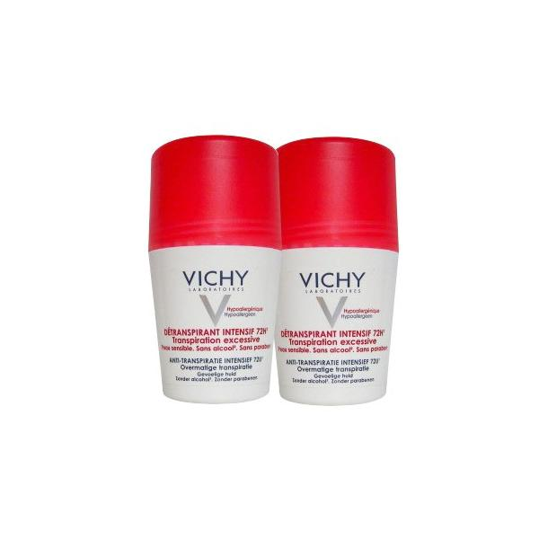 Vichy Deo roll-on stress resist 72h DUO 2x50ml
