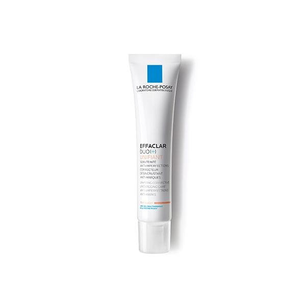 La Roche-Posay Effaclar Duo+ tónovaný medium 40ml