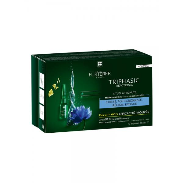 René Furterer Triphasic Reactional 12x5ml